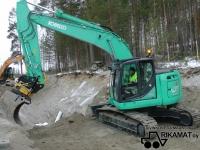Kobelco SK 260 SRNLC-3 Dozer