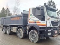 Iveco Trakker AT340 T50 8x4