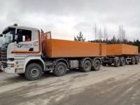 Scania R520 8x4