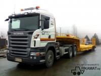 Scania R500 6x4